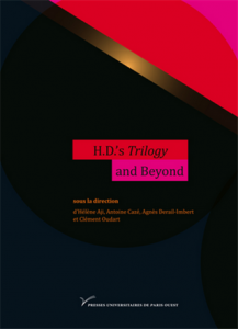 Segment of Book Cover for H.D.'s Trilogy and Beyond