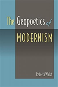 Geopoetics of Modernism book cover