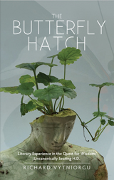 book cover Butterfly Hatch by Richard Vytniorgu