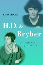 book cover H.D. & Bryher: An Untold Love Story of Modernism