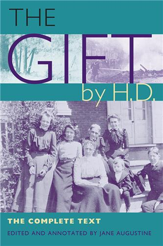 book cover The Gift by H.D.